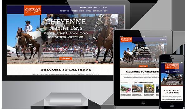 Cheyenne Responsive Layout