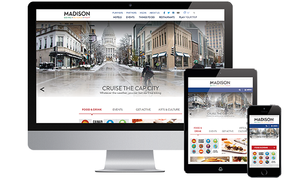 Madison Responsive Layout