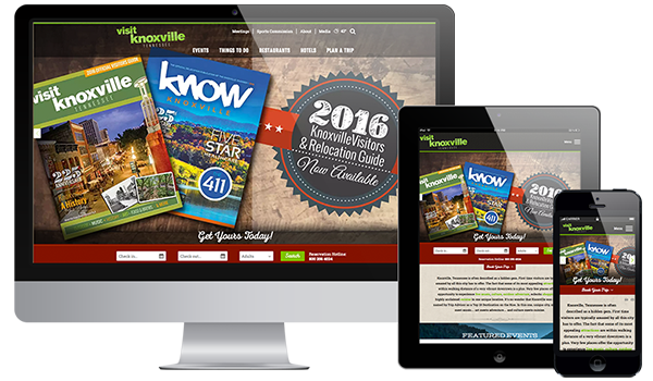 Knoxville Responsive Layout