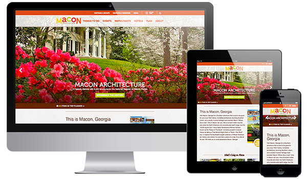 Macon Responsive Layout