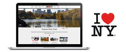ILoveNy Website