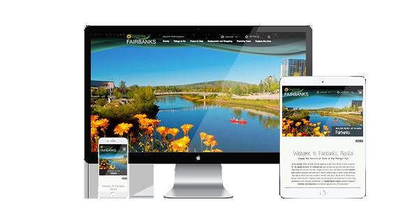 Explore Fairbanks Screens