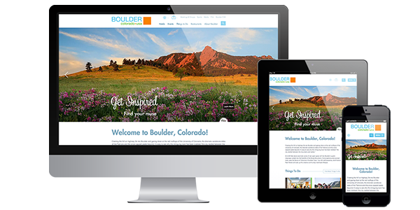 Boulder Responsive Layout