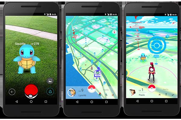 Pokémon GO Devices