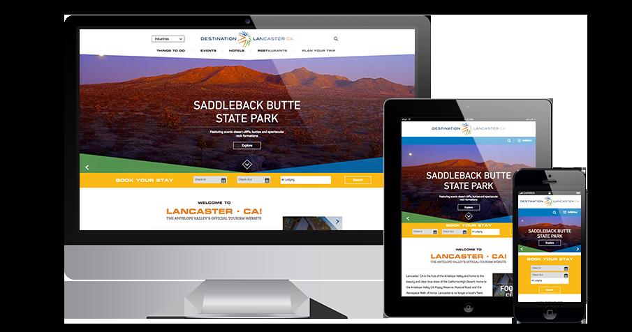 Lancaster Website