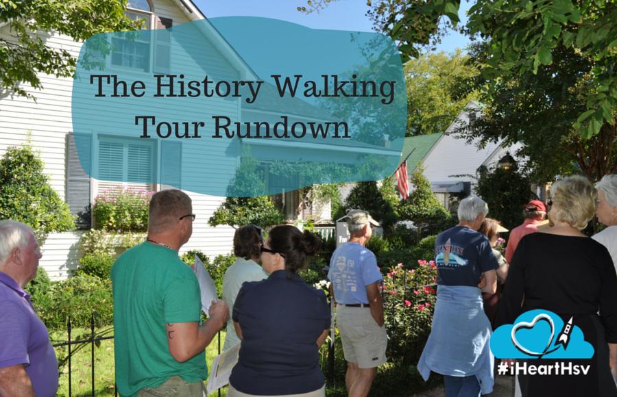 The History Walking Tour Rundown Blog Graphic