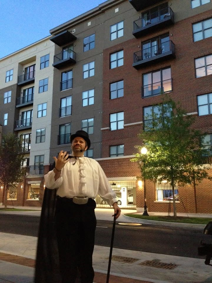 History and Mystery Tours in Huntsville, Alabama via iHeartHsv.com