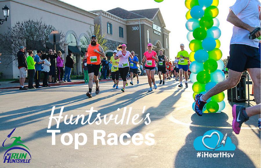 Bucket List: Huntsville's Top Races via iHeartHsv.com