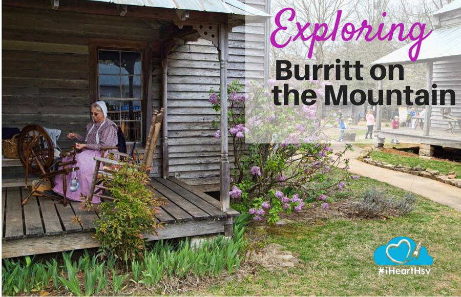 Attraction PRO-Tips: Burritt on the Mountain via iHeartHsv.com
