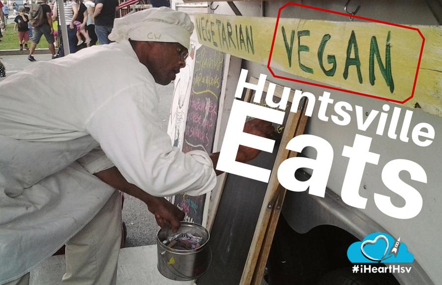 Vegan eats in Huntsville, Alabama via iHeartHsv.com