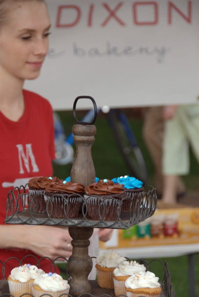 Mason Dixon Bakery & Bistro in Huntsville, Alabama via iHeartHsv.com