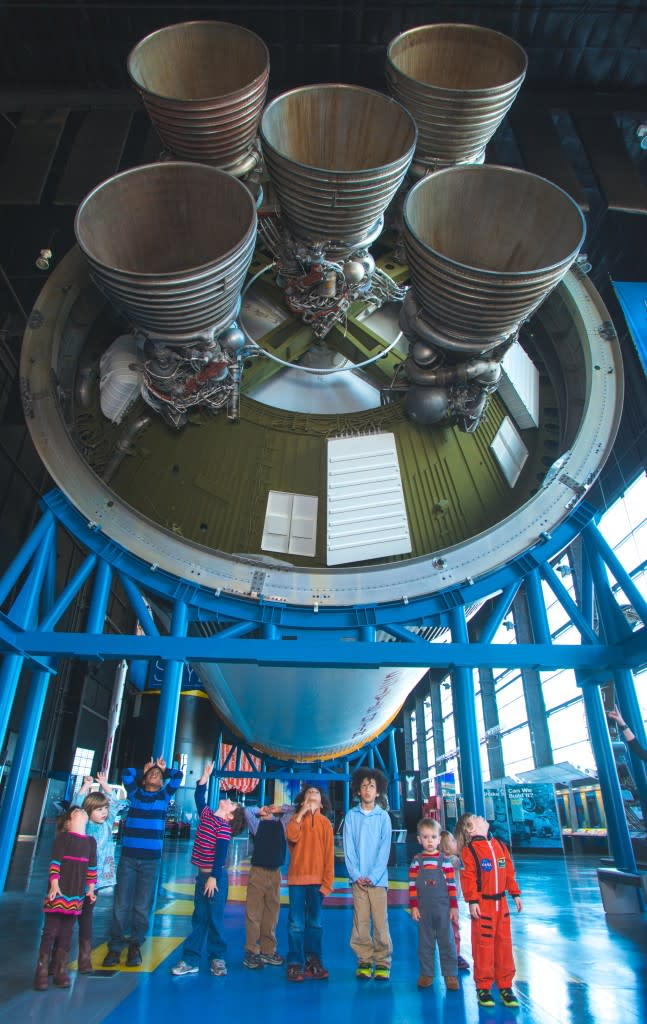 Cool your jets in the Rocket City at the U.S. Space & Rocket Center in Huntsville, Alabama via iHeartHsv.com