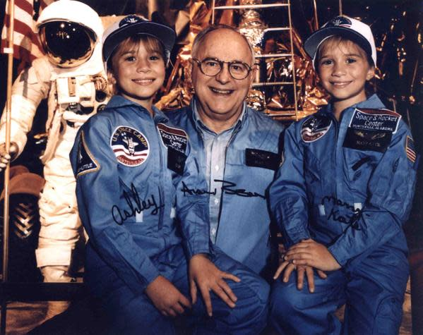 Olsen Space Camp TBT