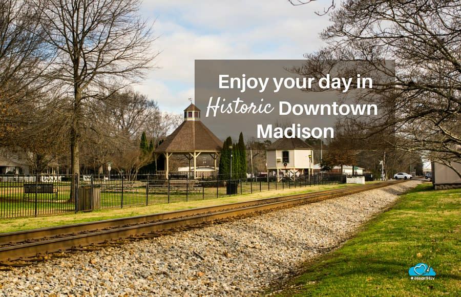 Historic Downtown Madison BLOG Graphic