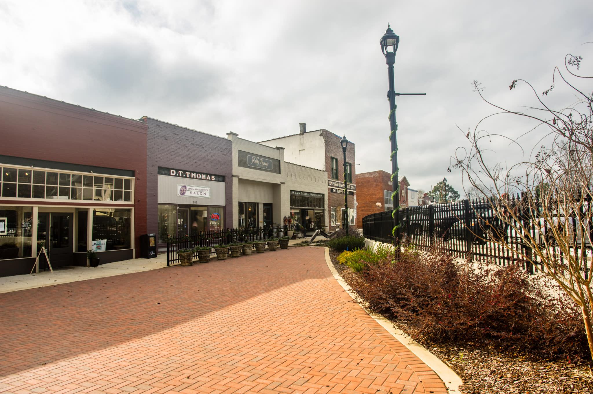 Historic Downtown Madison