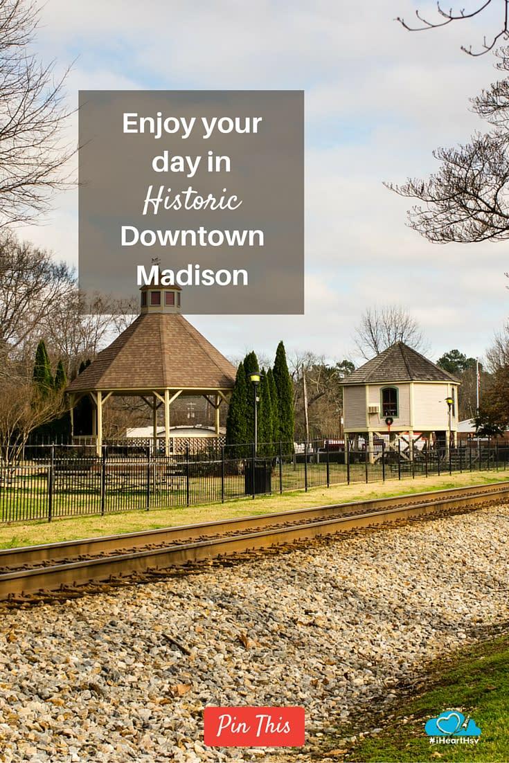 Historic Downtown Madison PINTEREST