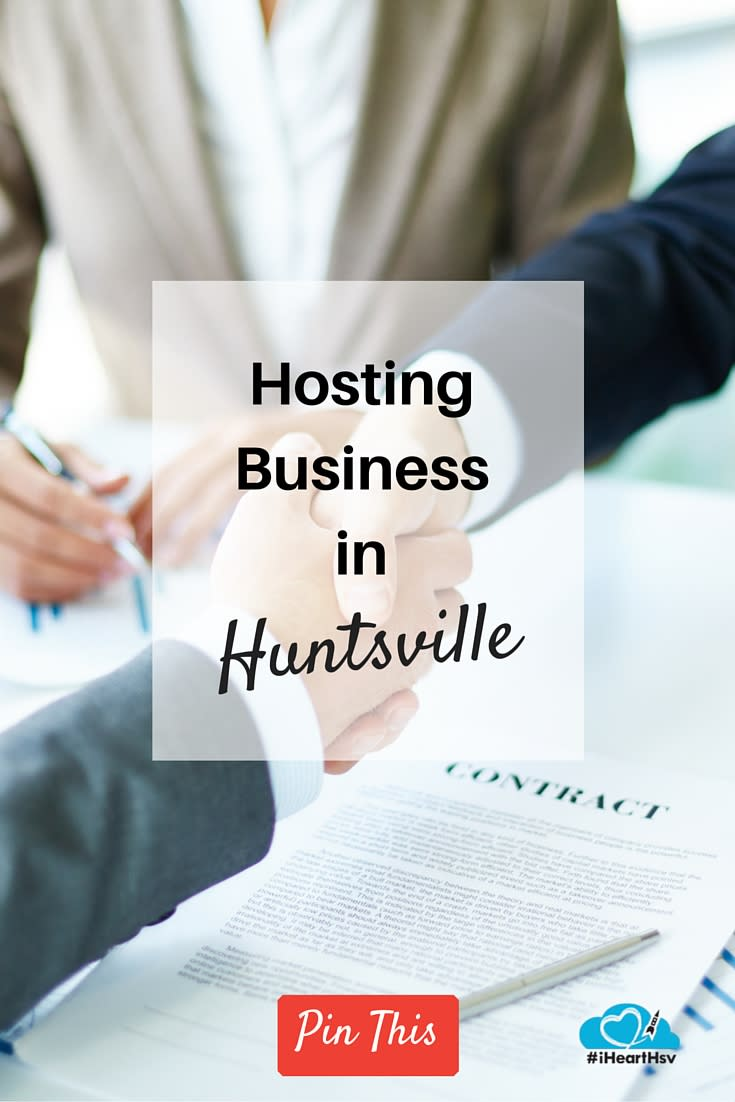 Hosting Business PINTEREST