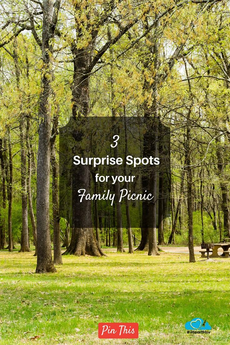 3 Surprise Spots PINTEREST