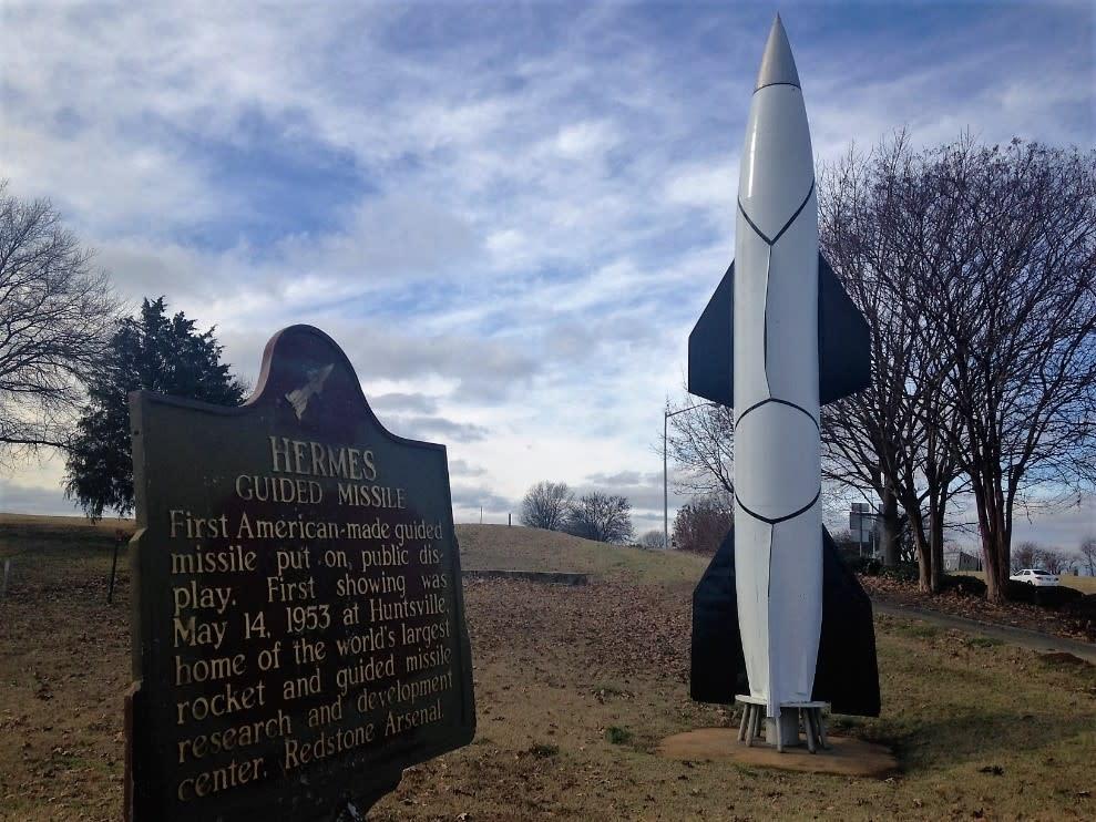 North Alabama Rocket Trail