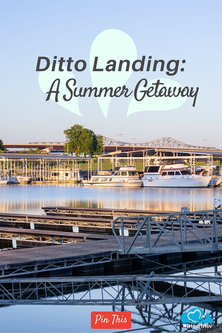 Ditto Landing PINTEREST