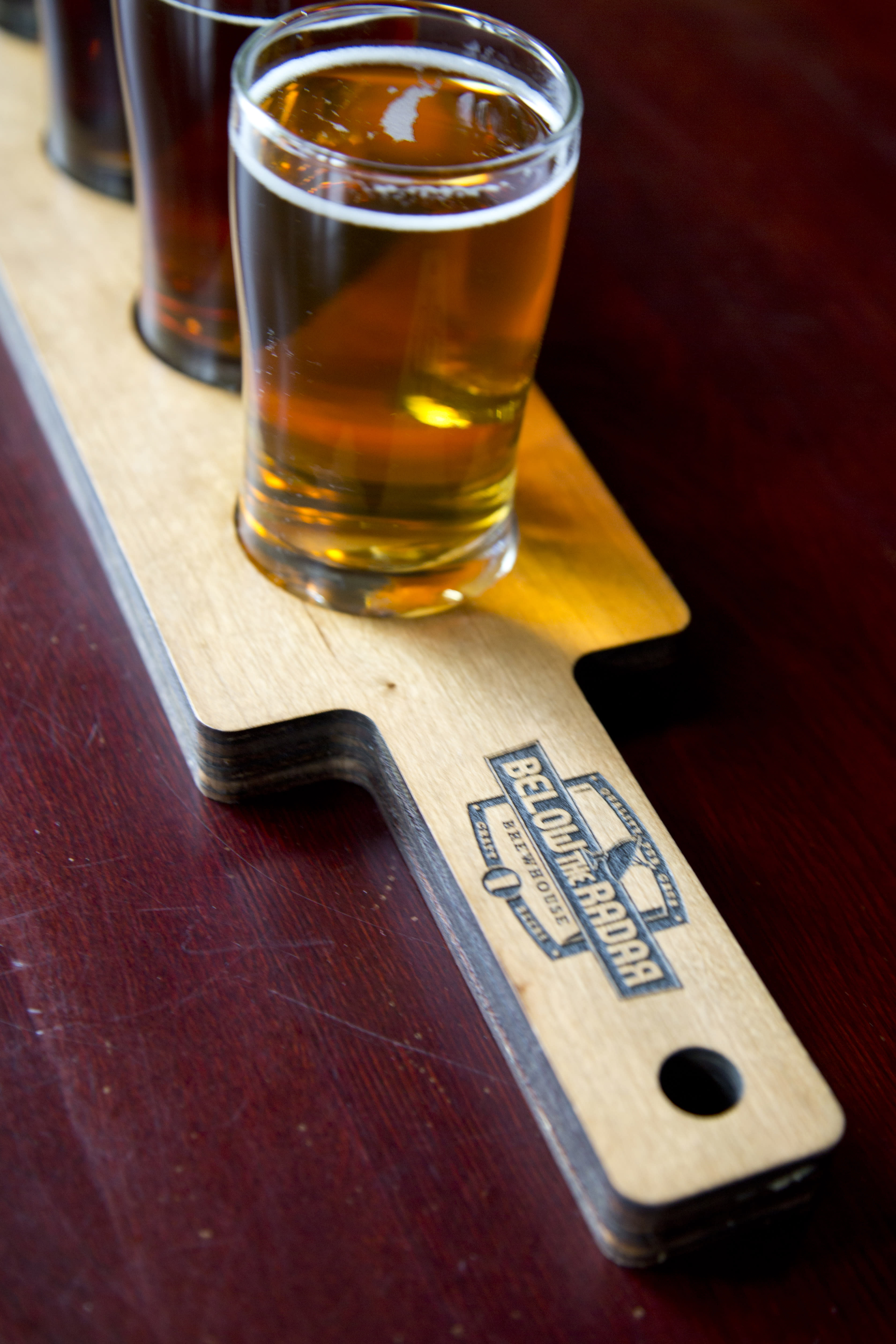 Below the Radar Brewing Restaurant Week Beer