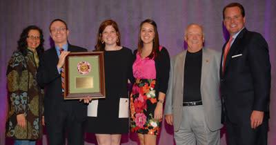 OKC RedBud Award 2013