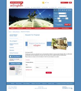 arlington new site