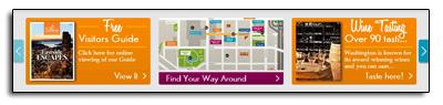 Bellevue 2013 Home Page Scrolling Module