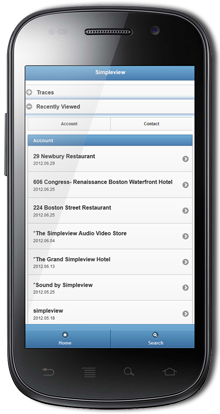 Mobile CRM Example 2012_Android