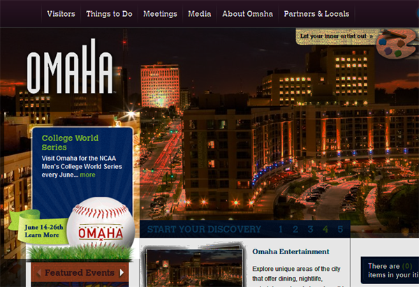 Omaha featured events