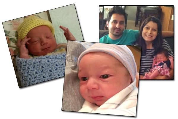 Sept 2013 Babies