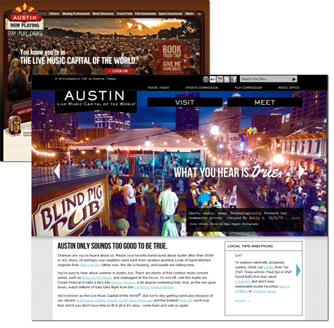 Austin 2012 Before After