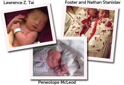 Newest SV Babies