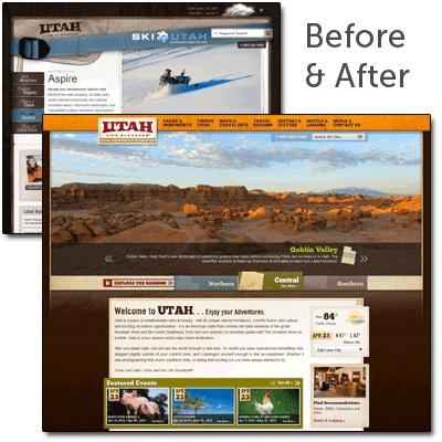 Utah 2012 Before After