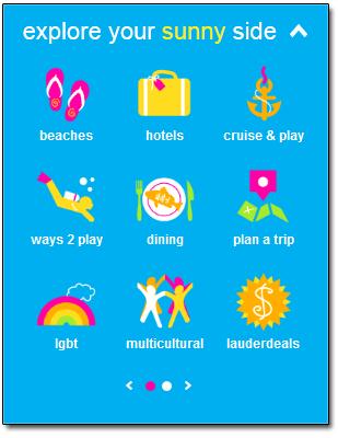 Fort Lauderdale 2013 Redesign App