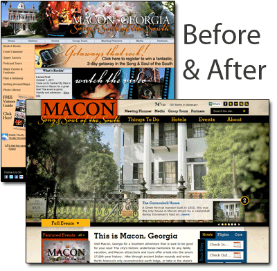 Macon Bibb 2012 Before After