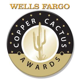 copper cactus award logo