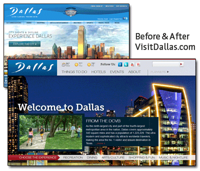 Dallas 2012 Before After