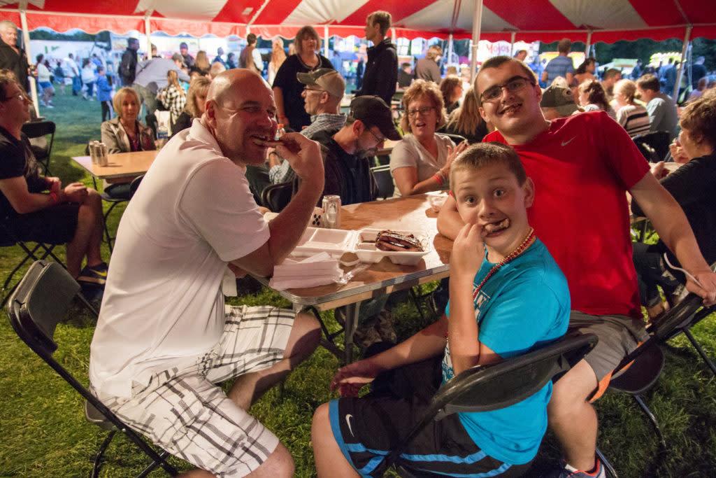 Wisconsin's Best Rib Fest Oshkosh