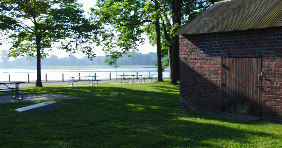 Fidler Pond Park, Goshen, IN