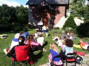The Wellfield Botanic Garden in Elkhart is popular with families.