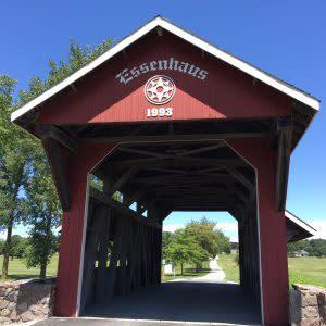 Essenhaus Covered Bridge