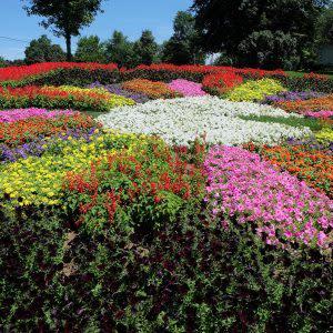 Essenhaus Quilt Garden