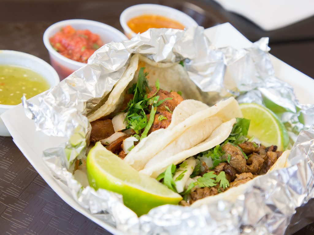 The tacos from Los Primos Mexican Grill, Goshen, were voted the best in Elkhart County.