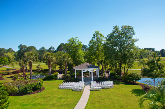 Sea Trail Resort wedding