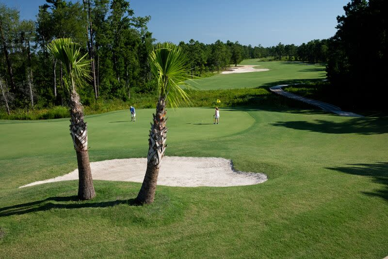Compass Pointe Golf Course