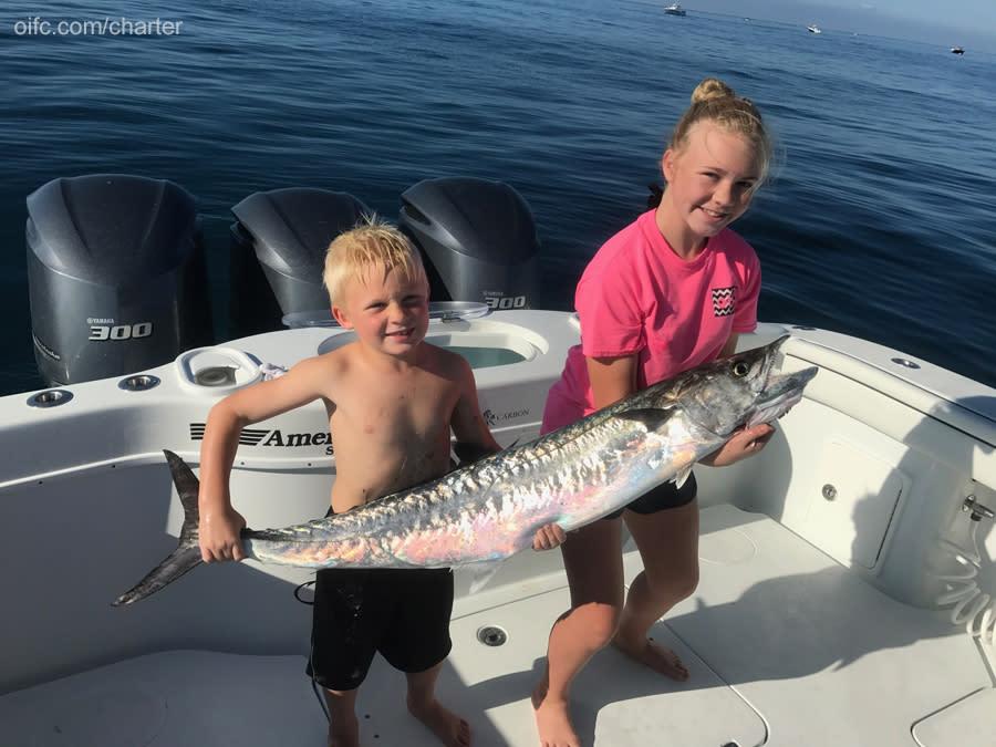 Fishing NC's Brunswick Islands