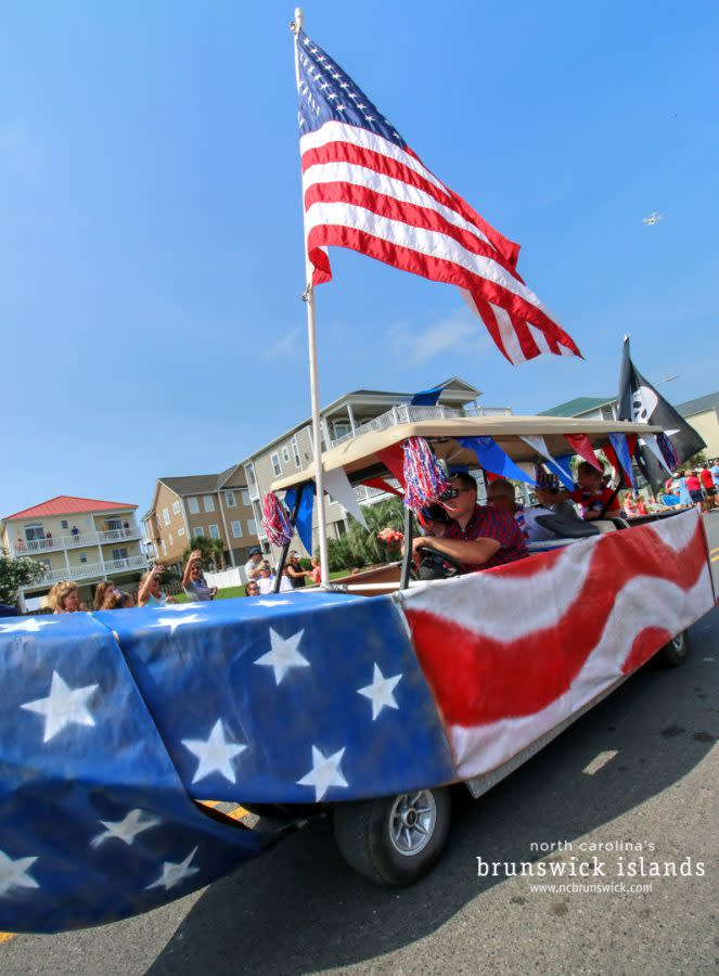 Ocean Isle Beach 4th of July Parade