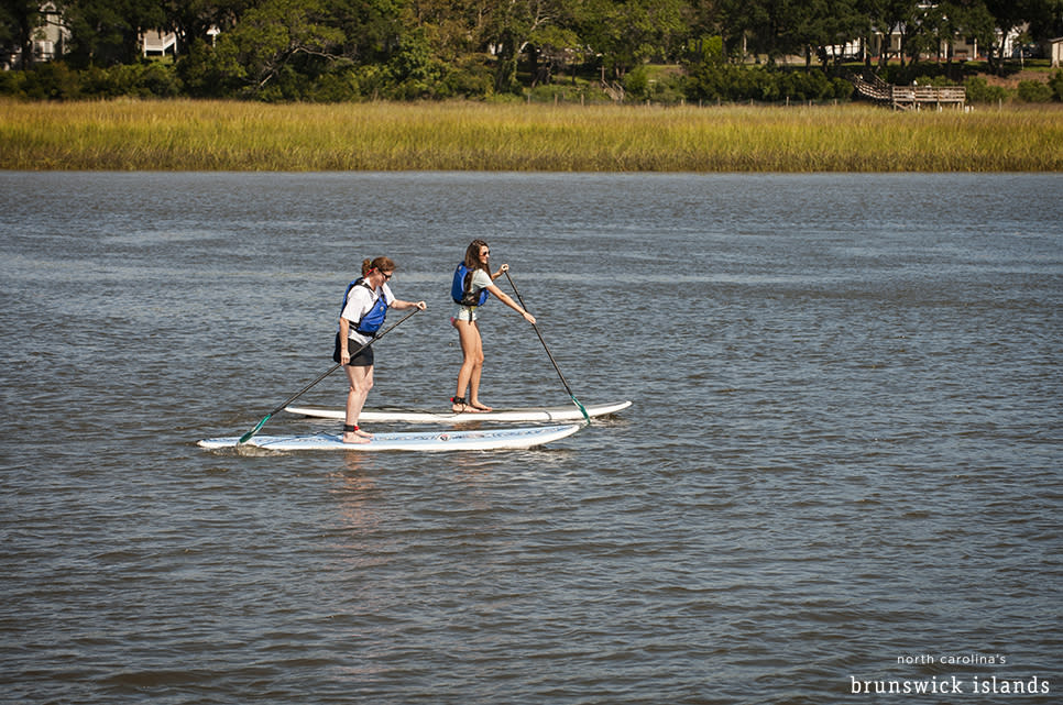 spring break paddle board