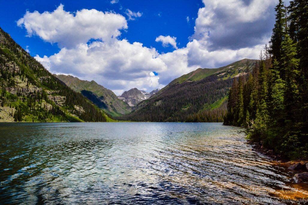 Emerald Lake Hike in the Weminuche Wilderness